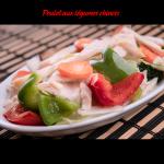 41 - Poulet aux légumes chinois
